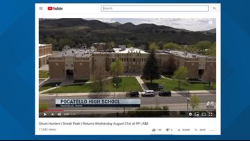 Pocatello High School featured in 'Ghost Hunters' season premiere