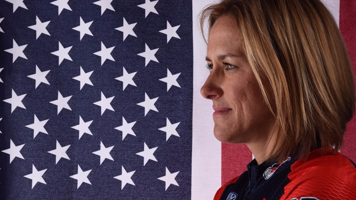 208 Redial: Kristin Armstrong debuts in the 2004 Summer Olympics in Athens, Greece