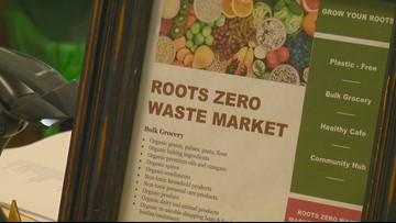 'We're trying to start this refill or reuse revolution': New 'zero-waste' grocery store set to open in Garden City