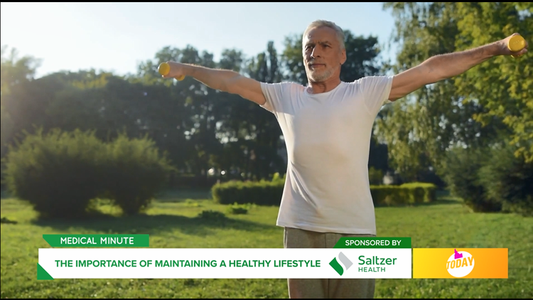 Medical Minute: Physical Therapy For An Aging Body