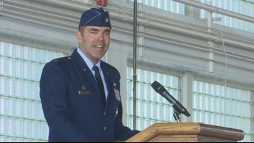 366th Fighter Wing undergoes change of command at Mountain Home Air Force Base
