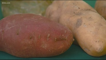 You Can Grow It: Sweet potatoes are easy to grow