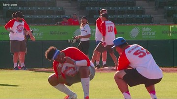 Boise State defense wins Summer Classic softball game