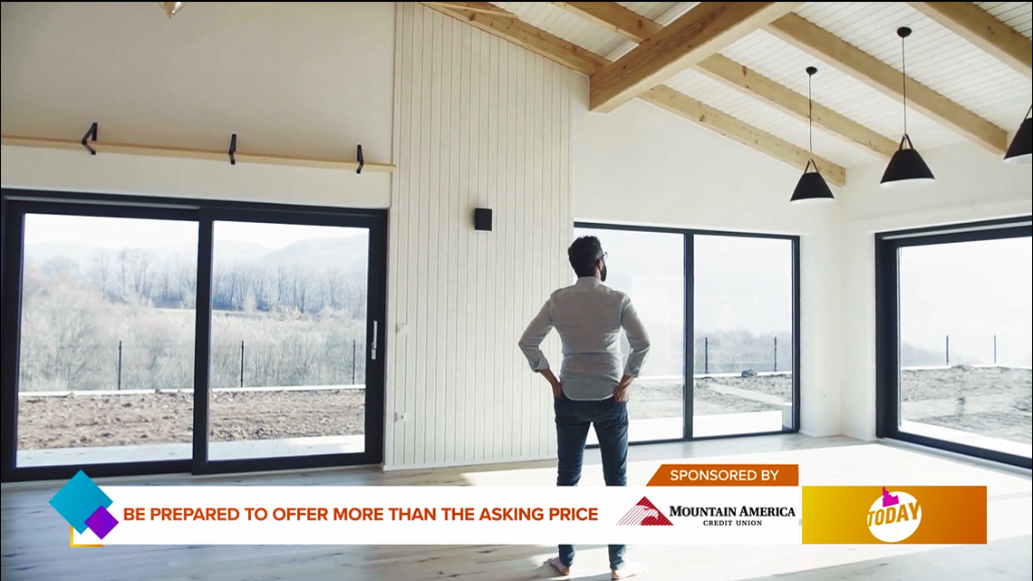 Idaho Today: Home Buying Tips with Mountain America Credit Union