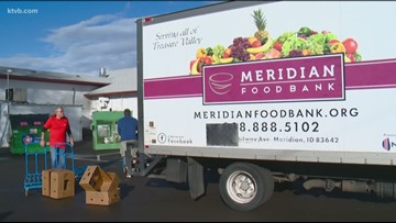 Viewpoint: Meridian Food Bank founder retires after helping 20 years
