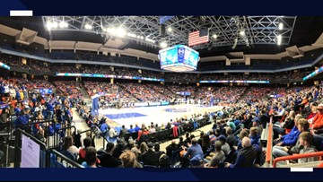 Boise State loses to Fresno State 63-53 after leading at halftime