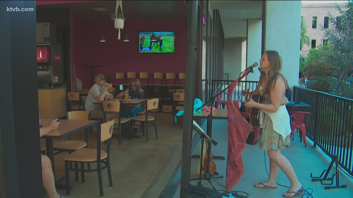 Live music returning to downtown Boise after pandemic