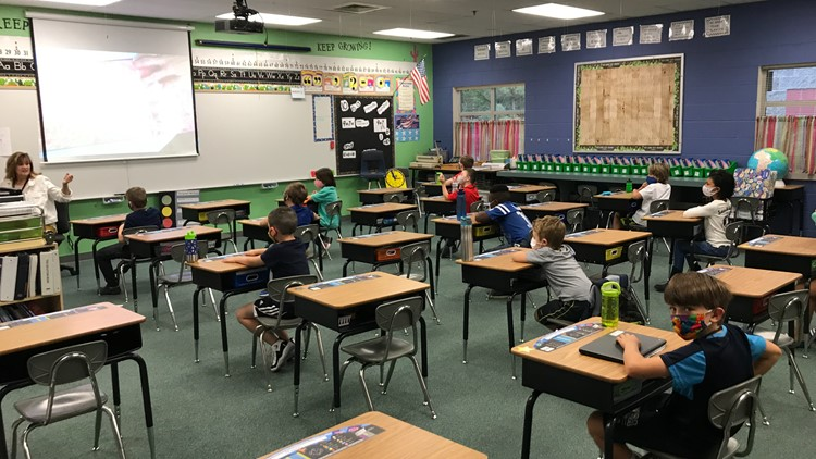 Boise teachers and students prepare to return to in-person learning