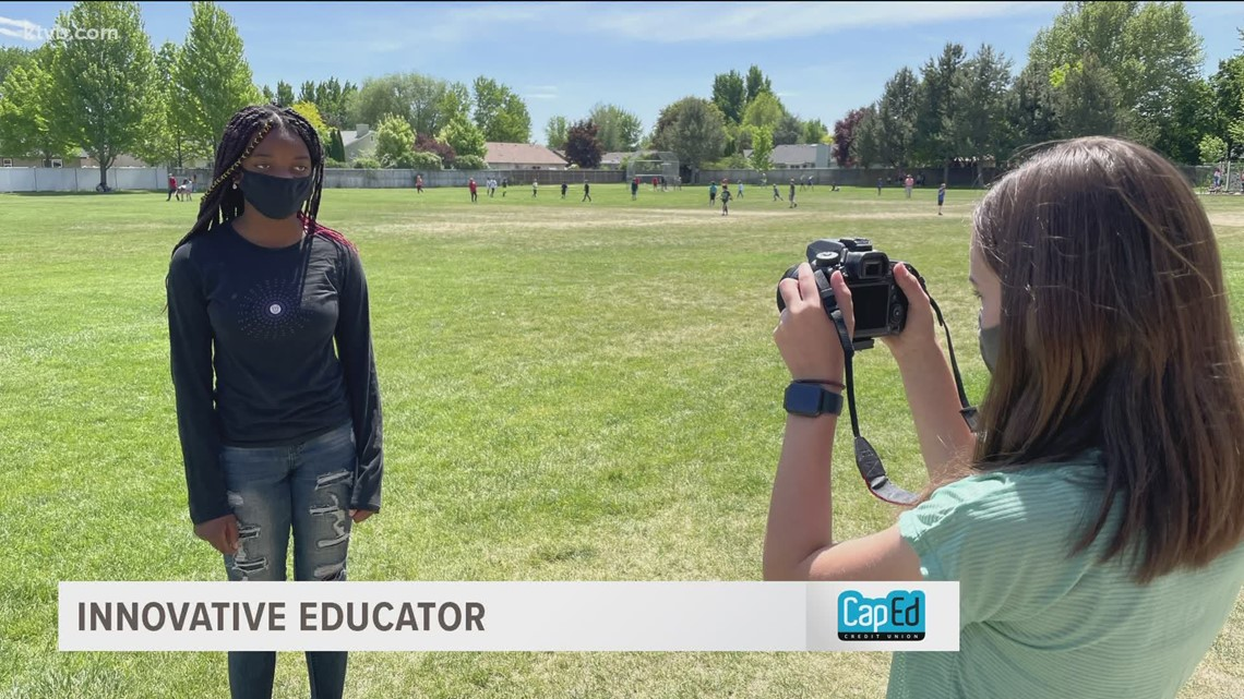 'We are making history:' Shadow Hills Elementary students document the pandemic