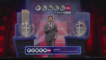 Powerball drawing for Wednesday, Feb. 27