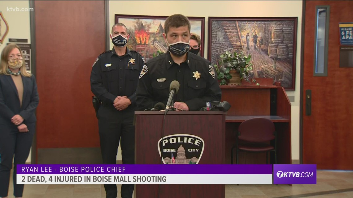 Boise police says investigation into mall shooting is ongoing