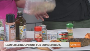 KTVB Kitchen: Lean grilling options for summer barbecues