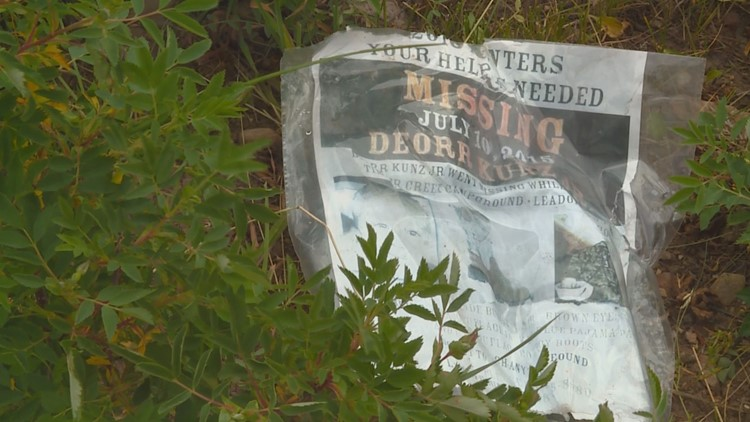 KTVB Exclusive: The last people to see DeOrr Kunz Jr. alive talk about what happened to the missing toddler