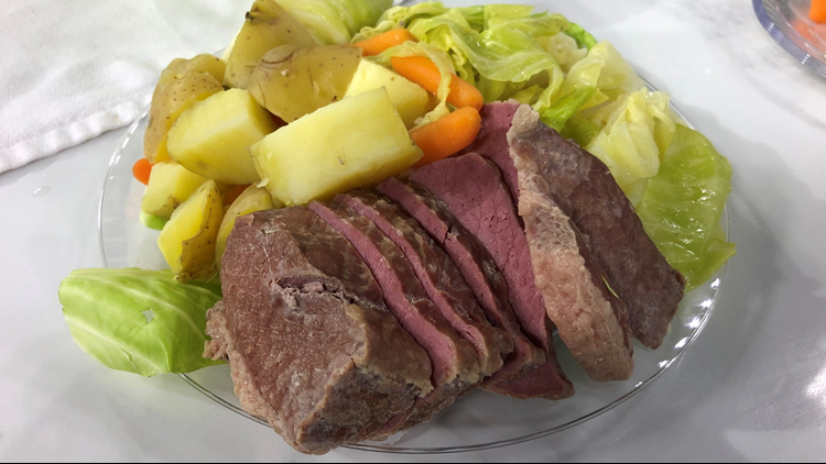 KTVB Kitchen: How to cook Corned Beef and Cabbage from Brown Shuga Soul Food