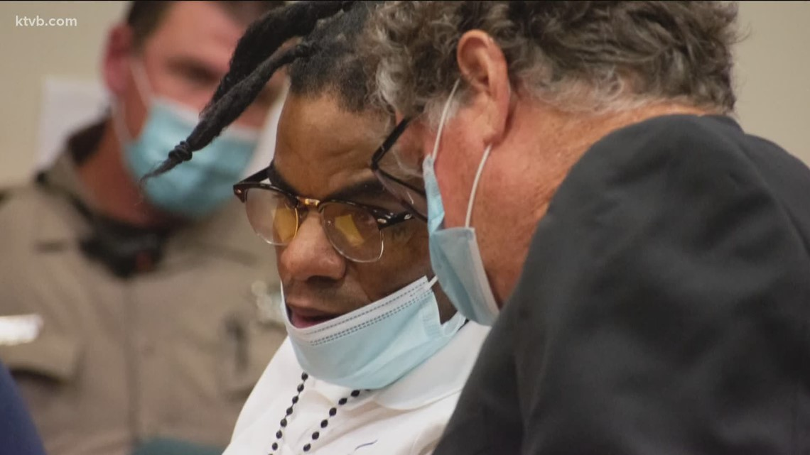 KTVB's Katie Terhune on child killer's sentencing