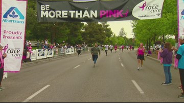 Race For The Cure Finish Line 33:32-48:37