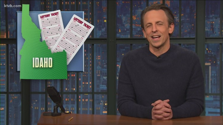 NBC late night hosts take a shot at Idaho during opening monologues