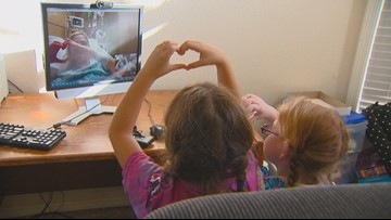 Meridian mom recovering after five-organ transplant