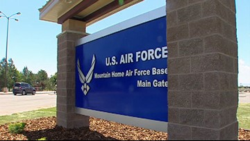 Air Force temporarily moves Utah fighter jet unit to Mountain Home
