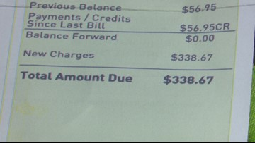 'There's just no way that I used that amount of water': Boise man's water bill up 388% from last summer