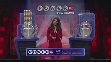 Powerball drawing for Wednesday, May 15
