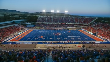 Boise State Football releases fan color schemes for 2019 season home games