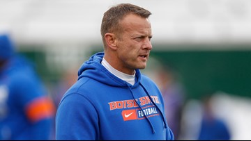 Watch Boise State coach Bryan Harsin preview the Broncos' game against Hawai'i in the Mountain West Championship