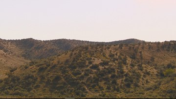 Boise announces the donation of 75 acres of foothills land