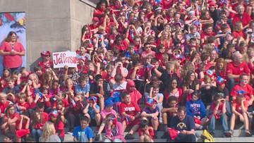 Rally at Idaho Capitol kicks off Red Ribbon Week