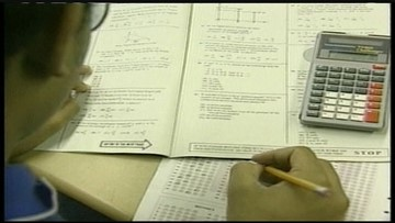 Idaho students score above national average on college entrance exam