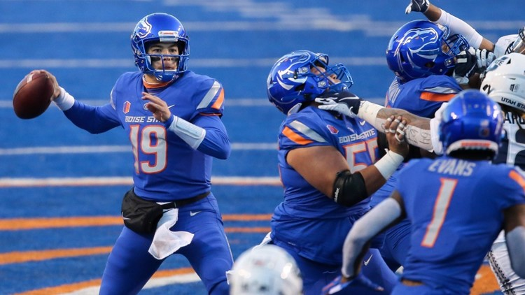 Boise State football: The missing link is in the air