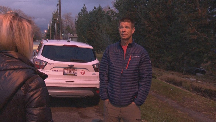 Boise North End residents report being shot at with BB guns
