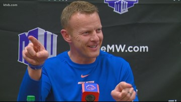 Coach Harsin reflects on growing up with Jake Plummer and playing against him in college