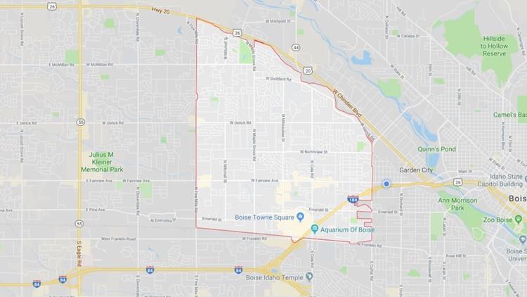 Boise ZIP code 83704