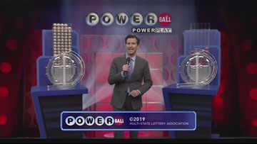 Powerball drawing for January 2, 2019