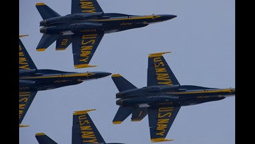 Viewpoint: Cut the Blue Angels from the federal budget
