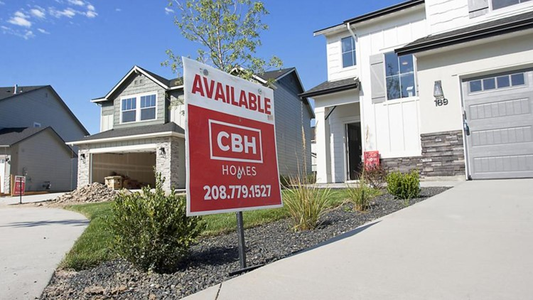 Best time to buy a home in Idaho is right now, buyer manager says