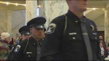 Idaho State Police welcomes nine new trooper graduates