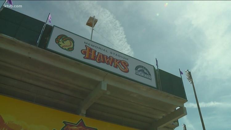 Boise Hawks cancel 2020 season due to COVID-19