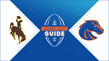 Game Day Guide: Wyoming Cowboys vs. Boise State Broncos
