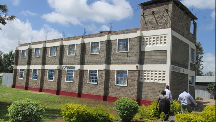 Donations needed for Kenyan school hit hard by COVID-19 outbreak