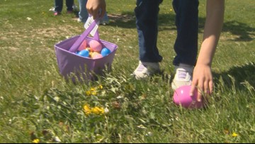 Lots of free Easter egg hunts around the Treasure Valley this weekend