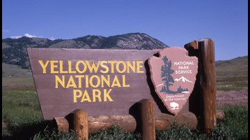 Some Yellowstone roads opening Friday