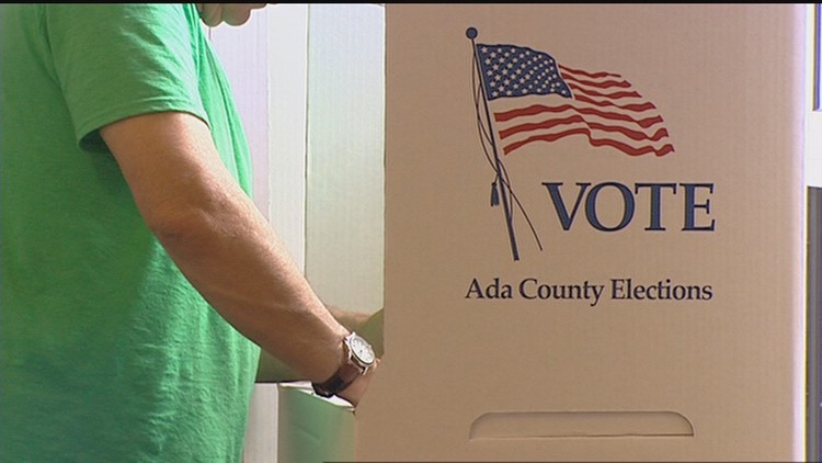 Early voting in Boise mayoral runoff starts Monday