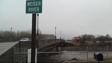 Community meeting to discuss winter construction plans for Weiser River Bridge