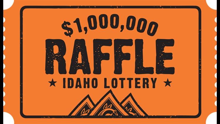 Idaho Lottery announces $1 million Raffle winning number