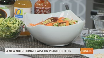 KTVB Kitchen: A new nutritional twist on peanut butter: two innovative recipes