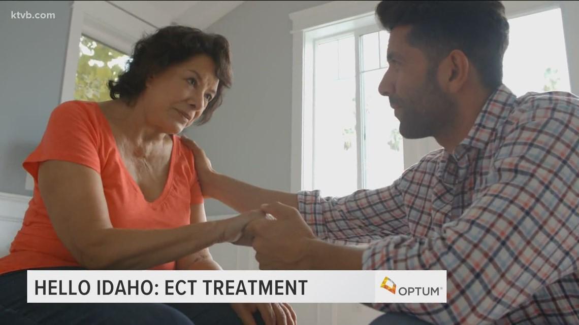 Hello Idaho: Using electroconvulsive therapy to treat depression