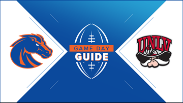 Game Day Guide: Boise State vs. UNLV