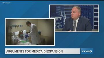 Viewpoint: The arguments for and against Medicaid expansion
